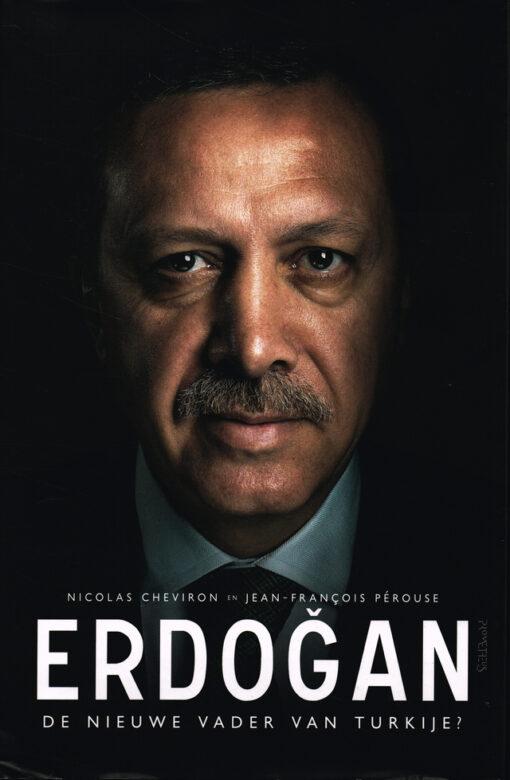 Erdoğan - 9789044632620 - Nicolas Cheviron