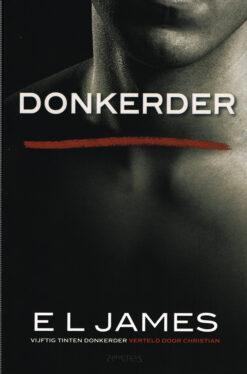 Donkerder - 9789044636567 - E.L. James