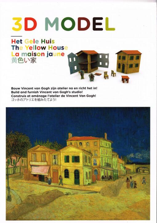 Het gele huis | The Yellow House | La maison jaune - 9789047620372 -