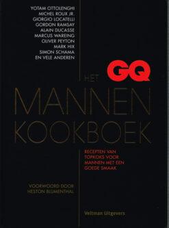 Het GQ mannenkookboek - 9789048309627 -