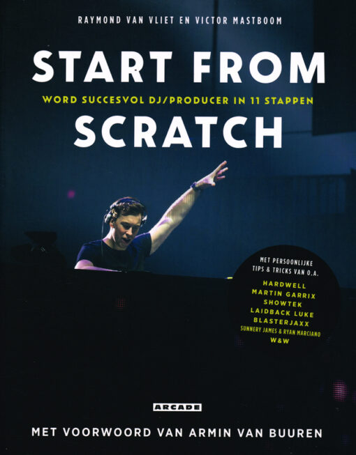 Start from Scratch - 9789048832361 - Raymond van Vliet