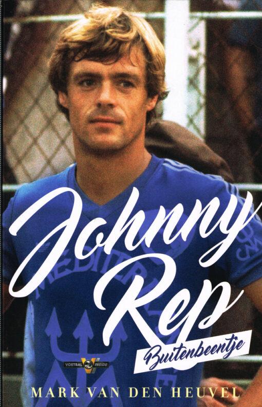 Johnny Rep - 9789048834013 - Mark van den Heuvel