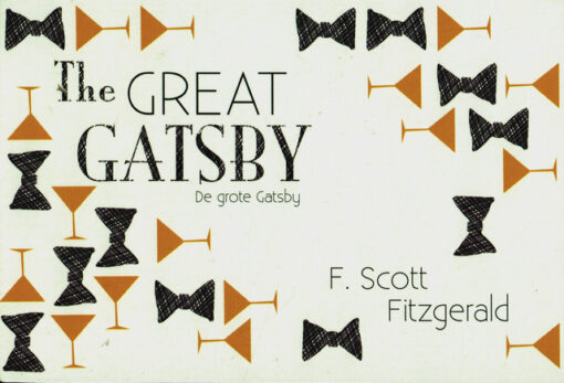 The Great Gatsby. De grote Gatsby - 9789049803599 - F. Scott Fitzgerald