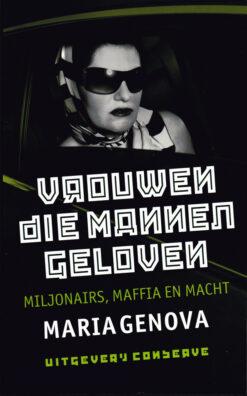 Vrouwen die mannen geloven - 9789054293071 - Maria Genova