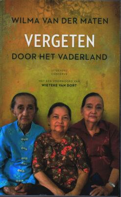 Vergeten door het vaderland - 9789054293842 - Wilma van der Maten