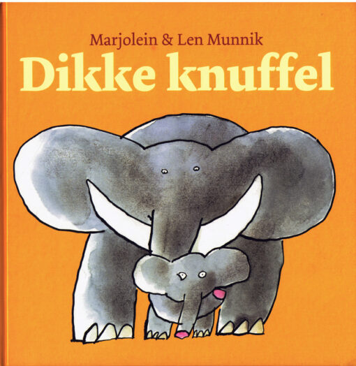 Dikke knuffel - 9789061698746 - Marjolein Munnik