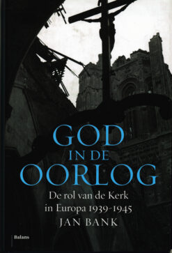God in de oorlog - 9789460034725 - Jan Bank