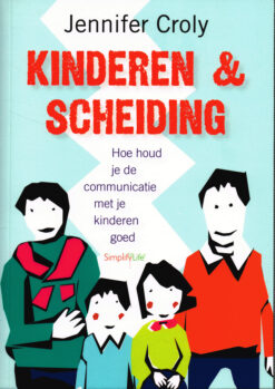 Kinderen & scheiding - 9789462500303 - Jennifer Croly