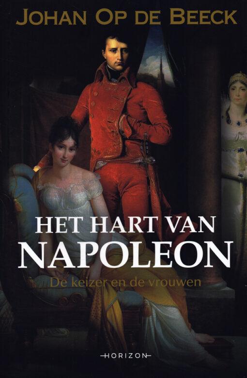Het hart van Napoleon - 9789492159564 - Johan op de Beeck