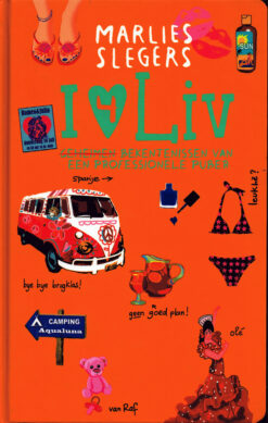 I Love Liv - 8713791037712 - Marlies Slegers