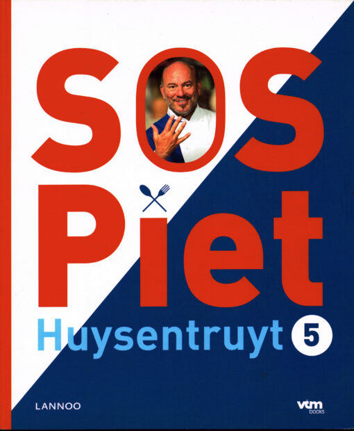 SOS Piet 5 - 9789020998566 - Piet Huysentruyt
