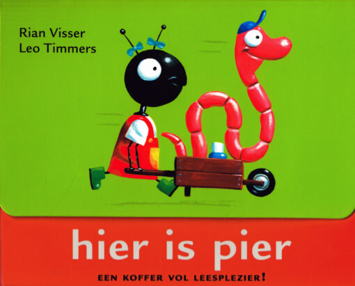 Hier is Pier - 9789025746292 - Rian Visser