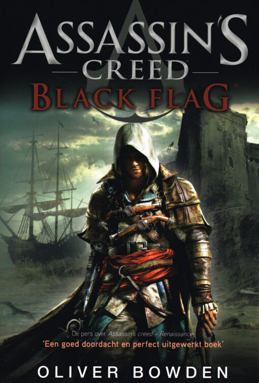 Assassin's Creed 6 - 9789026134982 - Oliver Bowden