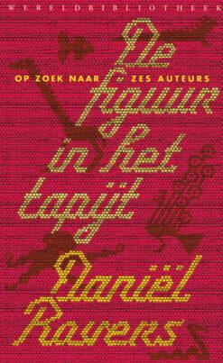 De figuur in het tapijt - 9789028424449 - Daniël Rovers