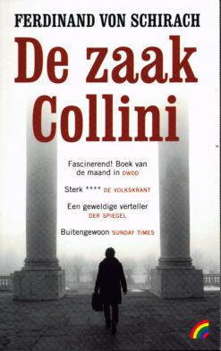 De zaak Collini - 9789041711366 - Ferdinand von Schirach