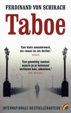 Taboe - 9789041711854 - Ferdinand von Schirach