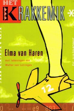 Het krakkemik - 9789061696889 - Elma van Haren
