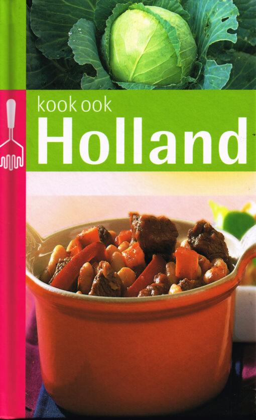 Kook ook Holland - 9789066115231 -