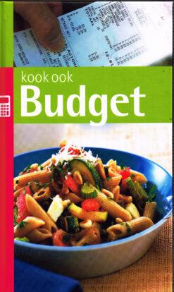 Kook ook budget - 9789066115880 -