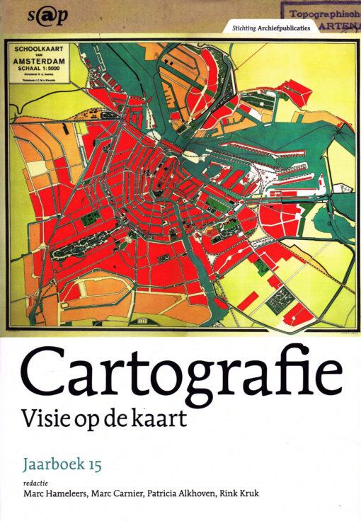 Cartografie - 9789071251412 - Marc Hameleers