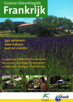 Frankrijk. Groene vakantiegids - 9789075050004 -