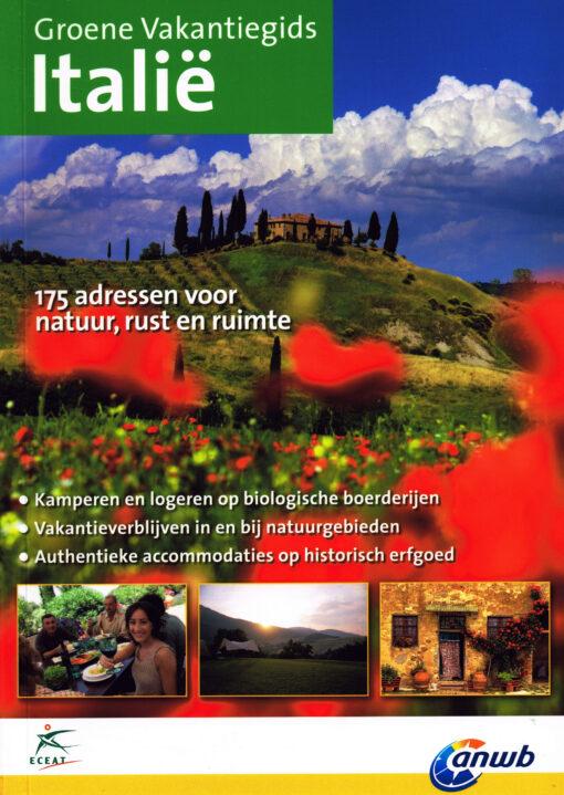 Italië. Groene vakantiegids - 9789075050776 -
