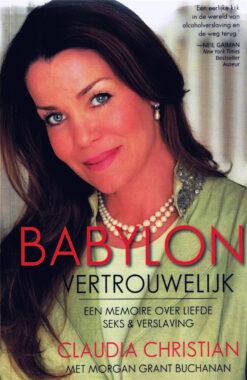 Babylon vertrouwelijk - 9789078437321 - Claudia Christian