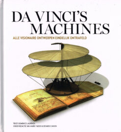 Da Vinci's machines - 9789085714804 - Domenico Laurenza