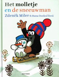 Het molletje en de sneeuwman - 9789025755331 - Zdenêk Miler