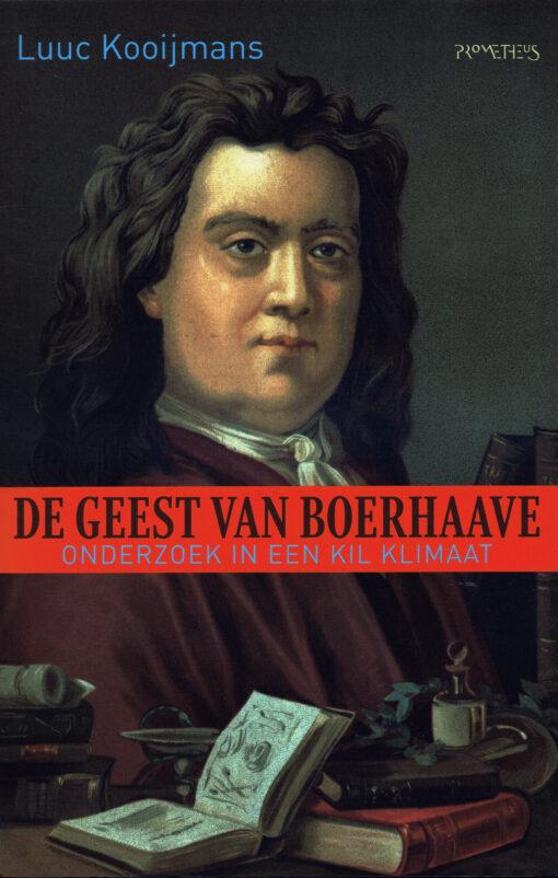 De geest van Boerhaave - 9789035137974 - Luuc Kooijmans