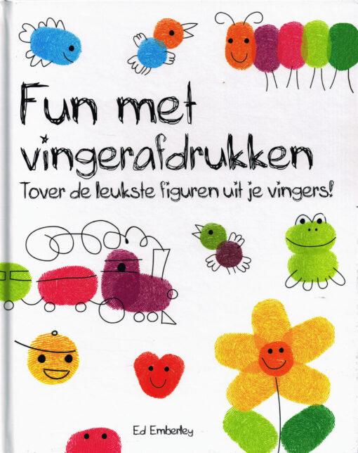 Fun met vingerafdrukken - 9789043919166 - Ed Emberly