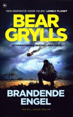 Brandende engel - 9789044347623 - Bear Grylls