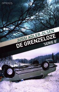De grenzeloze - 9789044631401 - Jussi Adler-Olsen