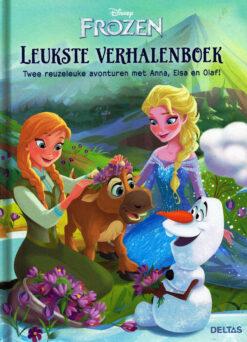 Disney Frozen. Leukste Verhalenboek - 9789044743272 -