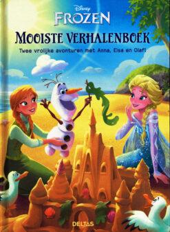 Disney Frozen. Mooiste Verhalenboek - 9789044743289 -