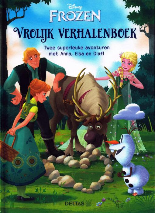 Disney Frozen. Vrolijk Verhalenboek - 9789044744620 -