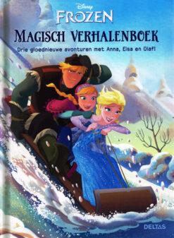 Disney Frozen. Magisch Verhalenboek - 9789044744637 -