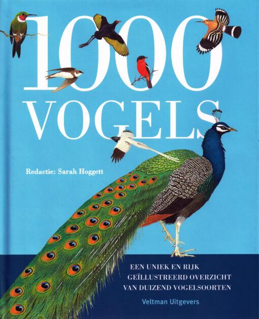 1000 vogels - 9789048313464 - Sarah Hoggert