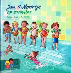 Jan en Noortje op zwemles - 9789048829149 - Marianne Busser
