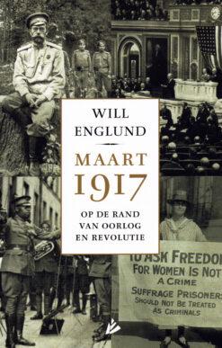 Maart 1917 - 9789048829545 - Will Englund