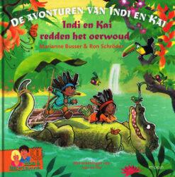 De avonturen van Indi en Kai - 9789048830954 - Marianne Busser