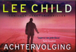 Achtervolging - 9789049804923 - Lee Child