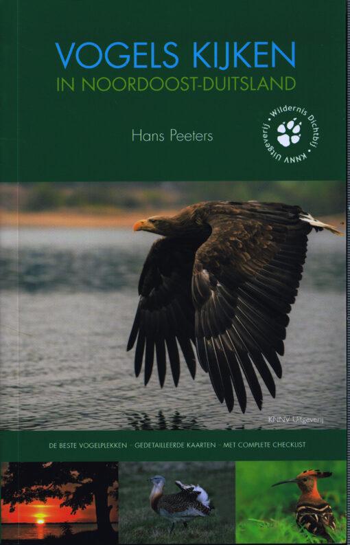 Vogels kijken in Noordoost-Duitsland - 9789050114905 - Hans Peeters