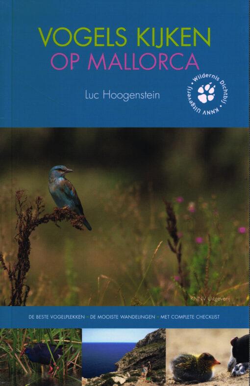 Vogels kijken op Mallorca - 9789050115179 - Luc Hoogenstein