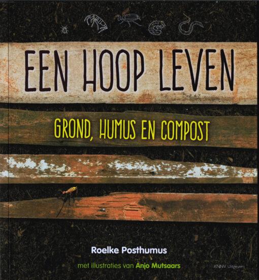 Een hoop leven - 9789050115186 - Roelke Posthumus