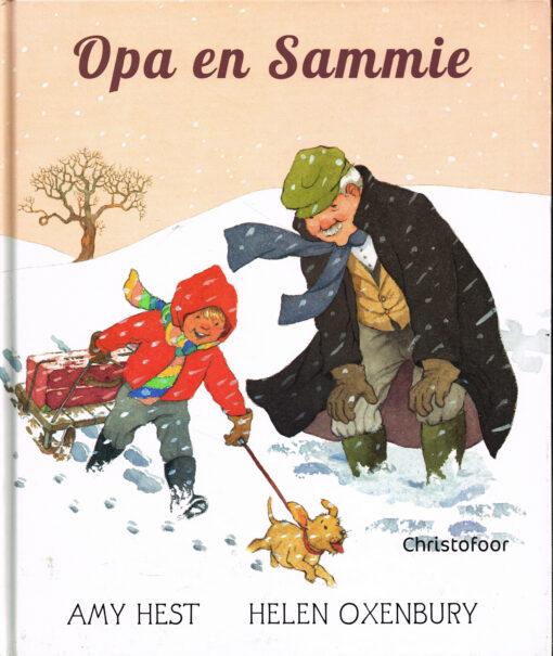 Opa en Sammie - 9789060387153 - Amy Hest