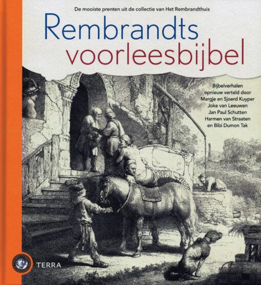 Rembrandts voorleesbijbel - 9789089896209 -