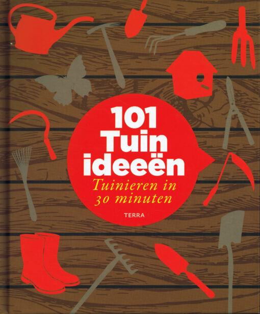 101 Tuinideeën - 9789089896407 -