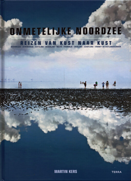 Onmetelijke Noordzee - 9789089896797 - Martin Kers