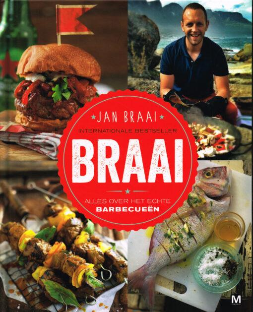 Braai - 9789460682988 - Jan Braai